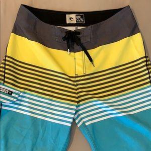 Rip Curl size 34 board shorts